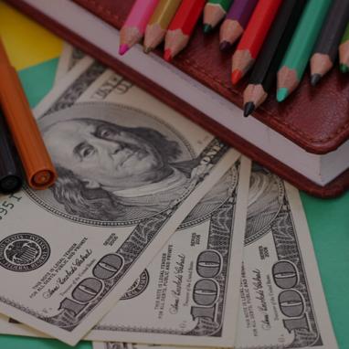 Стоимость дистанционного и школьного обучения