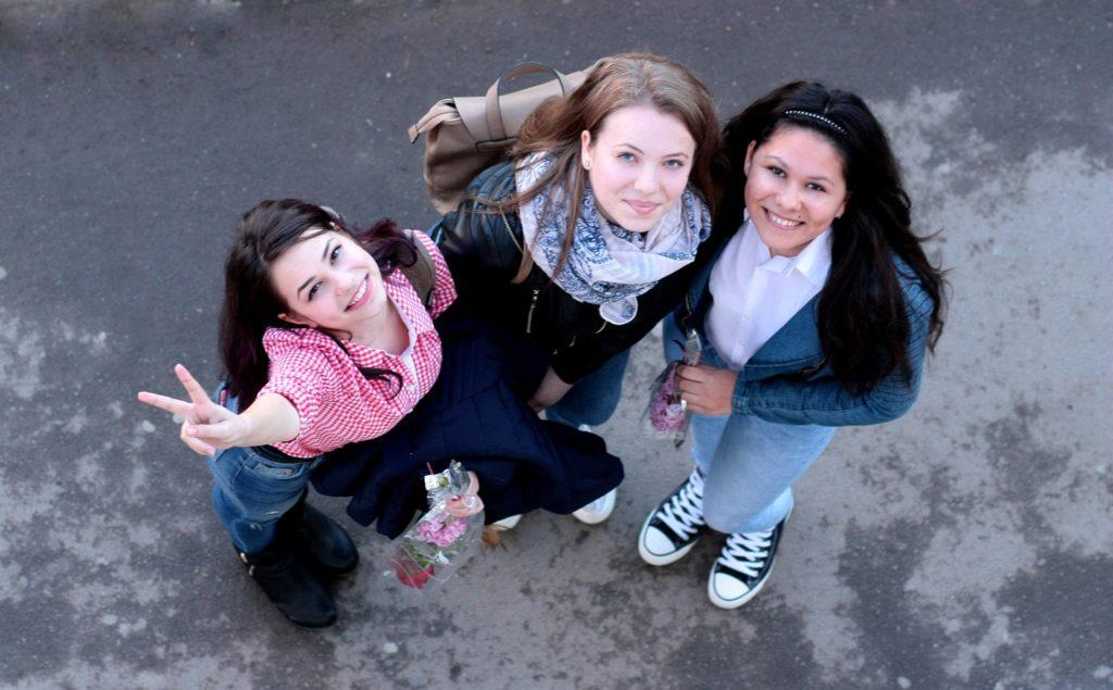 Девушки, Онлайн Школа 977